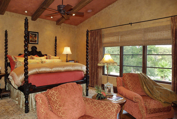 Estancia colonial steve richmond fine homes What is master bedroom in spanish